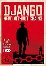 Django: Hero Without Chains - NEW DVD - Sartana Italo Western Classic - German