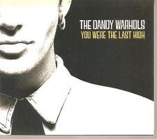 "THE DANDY WARHOLS ""You were the last high"" 2CD Slipcase Set"