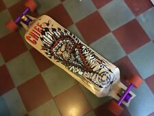 Brand new OMEN CHIEF SURFRODZ SURF RODZ KEGELS RIOT PLUGS complete Longboard