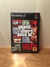PlayStation 2 : Grand Theft Auto III (PS2) Complete