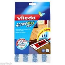 VILEDA Active Max Mop Flat Refill Pad 143052 Activemax