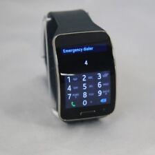 Samsung SM-R750A Galaxy Gear S Black Curved AT&T Smartwatch  33-1D