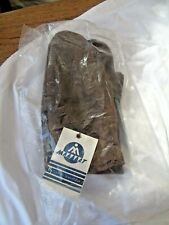 VINTAGE NEW OLD STOCK  Russian  Sheepskin Lambskin Fur Mittens. USSR.RUSSIAN