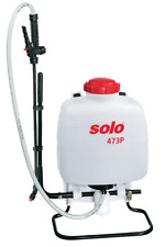 SOLO 473 P - Classic Rückenspritze Drucksprühgerät Sprügherät Spritze - 10 Liter