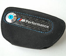 BMW M Performance Alcantara F85 X5M F86 X6M G11 G12 7 Series Key Cover Key Chain