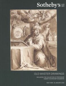Sotheby's New York, Old Master Drawings 31/01/2018  HB