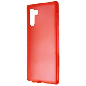 Tech21 Evo Check Series Case for Samsung Galaxy Note10 - Coral My World (Red)