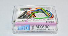 Zimo MX600 kleiner Digitaldecoder Decoder DCC, Kabelversion. NEU in OVP MX 600