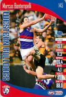 ✺New✺ 2020 WESTERN BULLDOGS AFL Card MARCUS BONTEMPELLI Teamcoach