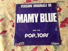 VO de mamy blue par les pop tops 45 t carrere