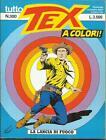 TUTTO TEX n° 300 (Bonelli, 1999) A COLORI