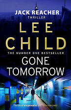Lee Child Ex-Library Paperback Fiction Books