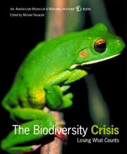 NEW - The Biodiversity Crisis: Losing What Counts
