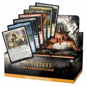 Magic the Gathering - Innistrad Mitternachtsjagd Mythic Rare Karten MtG Cards DE