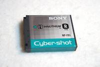 Genuine Sony DSC-T30 T50 V3 P100 P120 P150 P200 G1 F88 Camera Battery NP-FR1