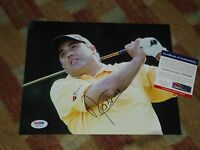 Angel Cabrera  Signed  8x10 Photo PSA DNA