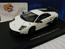 """AUTOart 54628 - Lamborghini Murcielago LP670-4 SV Bj. 2009 """" mattweiß """" 1:43"""