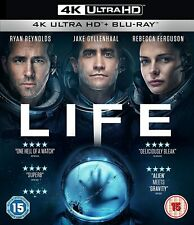 Life 4K UHD + Blu-ray **FREE UK POSTAGE**