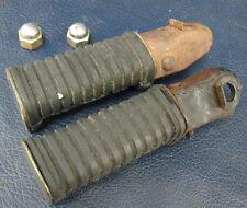 Yamaha XS650 Rear Footpegs Right Left Footpeg 1983 XS650S 1980 - 1984 x