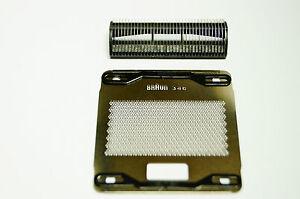 Kombipack 346 für Braun Rasierer 6006/6007 Sixtant Scherfolie und Klingenblock