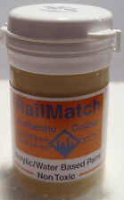 RailMatch 2426 - Weathered Stone - General Colour - Acrylic Paint - 18ml Pot