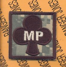 MP Co 327 Inf 101st Airborne HCI Helmet Cover patch D