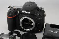 Excellent - Nikon D600 24.3MP Digital FX SLR Camera - Black (Body Only) *352