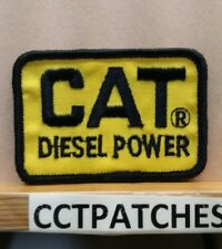 Vintage Katze Diesel Power Patch
