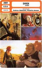 FICHE CINEMA : SHREK - Mike Myers, Eddie Murphy, Cameron Diaz 2001