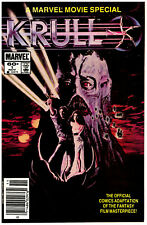 KRULL OFFICIAL MOVIE ADAPTATION TWO-ISSUE LIMITED SERIES (1983)