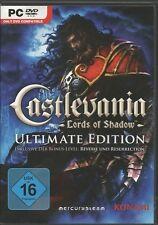 Castlevania: Lords of Shadow-Ultim. Edit (PC 2013 sólo Steam key descarga código)