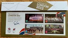 GB Stamps Memories of London 2012 Olympic & Paralympic Games Pack No 476