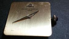 Baume Mercier 1050 movement, running, for repair, 17 Jewel