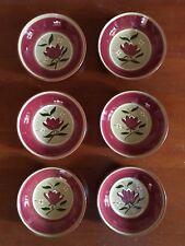 Stangl Magnolia Berry Bowls