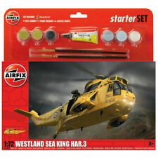 Airfix A55307 Westland Sea King Har.3 Model Starter Kit 1 72