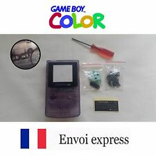 Système Portable Nintendo Game Boy Color Violet