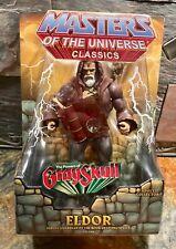 Masters of the Universe Classics Eldor MOTUC Mattel He Man Power of Grayskull