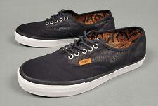 Vans Triple Crown Of Surfing Hawaii Black Size 8.5 Mens/10 Womens Shoes