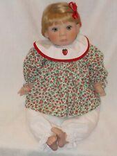 SIGNED Lee Middleton Doll 1992