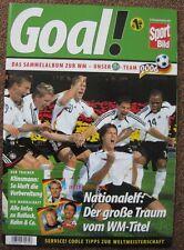 Sammelalbum Fussball WM 2006 Ferrero  Stickeralbum, kein Panini, komplett