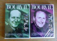 2 DVD Neuf Si Versailles m'était Conté Bourvil-J.Marais-G.Philipe etc...