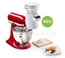 KitchenAid Sifter - Waage mit Sieb  für KitchenAid Küchenmaschinen NEU - Stifter