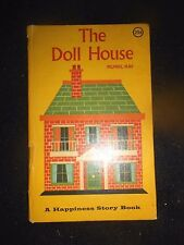 VERY RARE! 1969 THE DOLL HOUSE Muriel Ray Happiness Story Book Little Girl Jenny
