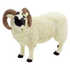 BLACK FACED SHEEP Ram Replica 387081 ~ FREE SHIP/USA w/ $25.+ Mojo Products