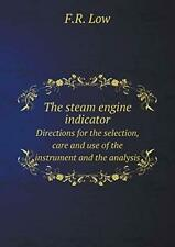 The steam engine indicator Directions for the s. Low, F.R..#*=