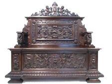 Original Rustic Victorian Benches & Stools (1837-1901)