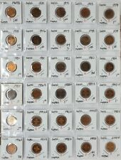 Swiss Rappen Coins - 1881 to 2010 - Lot of 386 - HUGE DISCOUNT!!!
