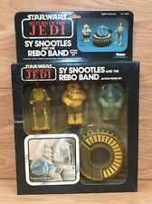 Vintage 1983 Star Wars (71360) Return of the Jedi Sy Snootles & the Rebo Band
