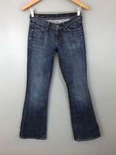 Citizen's Of Humanity Women's Jeans Size 25 Low Rise Flare Stretch #002-001