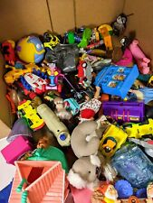 8 Lbs Fast Food Assorted Toys And Other Mixed In Toys
